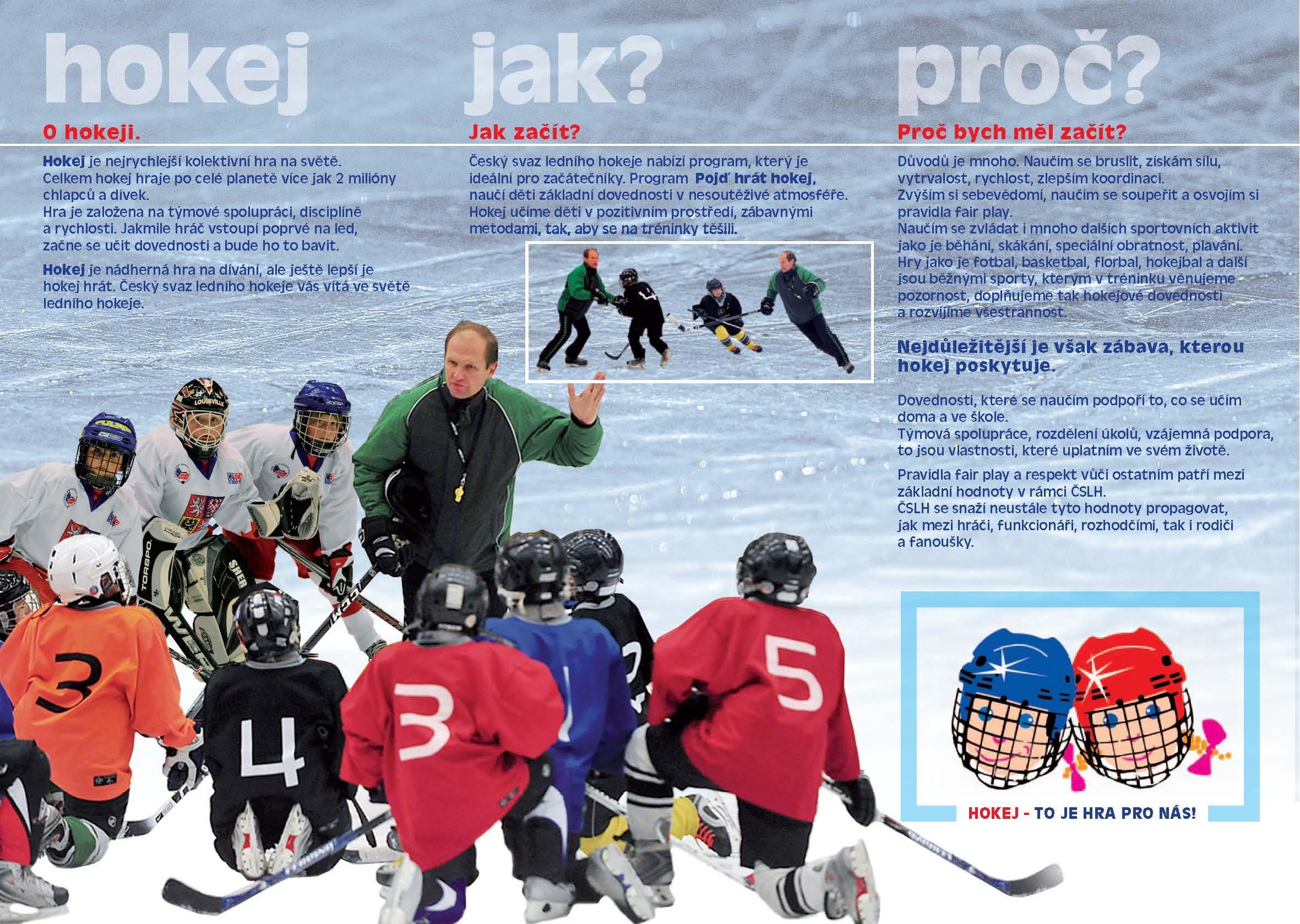 6cf90752d Pojď hrát hokej – Týden hokeje! | HC Česká Lípa